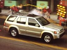 1997 INFINITI QX4 Base SUV