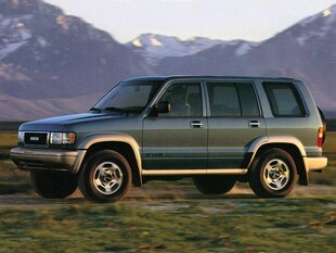 1997 Isuzu Trooper LS SUV