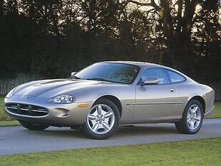 1997 Jaguar XK8 Base Coupe