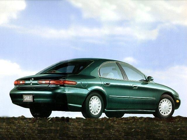 1997 Mercury Sable GS Sedan