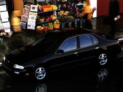 1997 Nissan Altima 1997.5 GXE Sedan