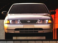1997 Nissan Sentra Sedan