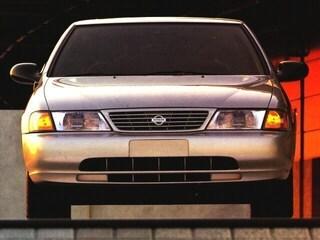 1997 Nissan Sentra Sedan Sedan