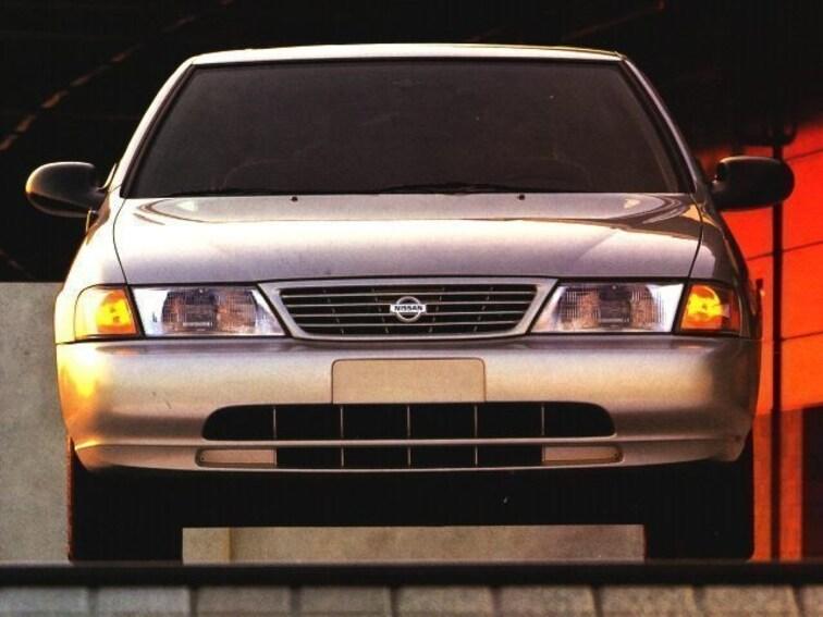Used 1997 Nissan Sentra Sedan Sedan in Bristol, TN