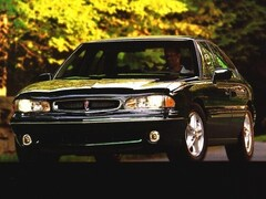 1997 Pontiac Bonneville Sedan
