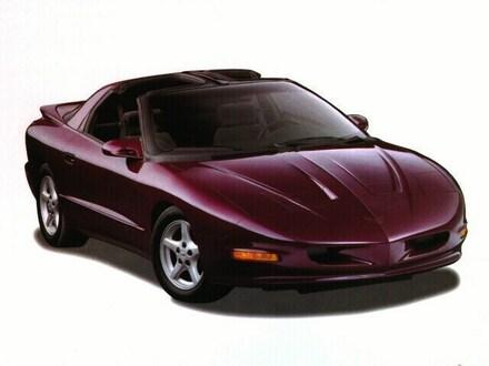 1997 Pontiac Firebird Trans Am Coupe