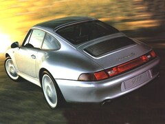 1997 Porsche 911 Carrera 4 Convertible