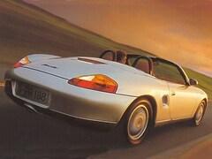 1997 Porsche Boxster Base Convertible