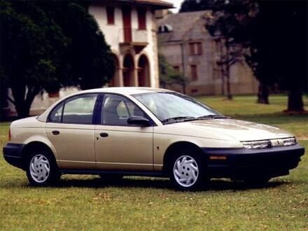 1997 Saturn SL Base Sedan