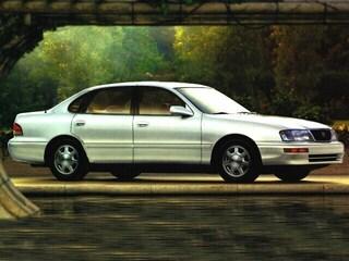 1997 Toyota Avalon 4DR SDN XLS W/Bucket Seat Sedan 4T1BF12B2VU167967