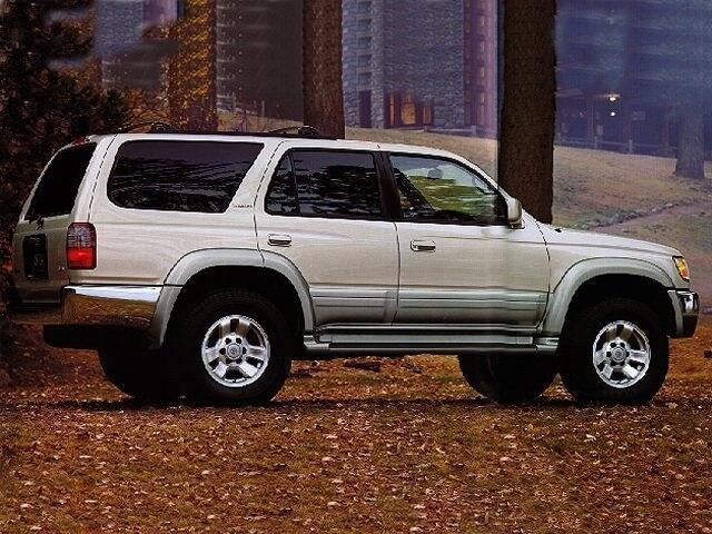 1997 Toyota 4Runner JX SUV