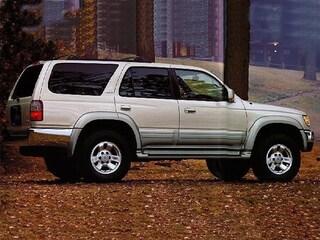 Used 1997 Toyota 4Runner SR5 V6 Limited SUV Midland, TX