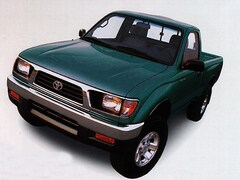 Bargain 1997 Toyota Tacoma Base (M5) Truck T32015A for sale in Dublin, CA