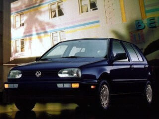 1997 Volkswagen Golf GL Hatchback