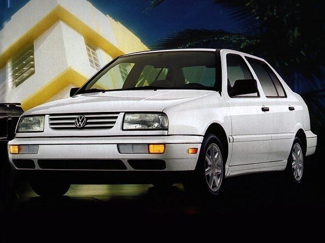 1997 Volkswagen Jetta GT Sedan