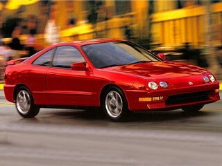 1998 Acura Integra GS Coupe