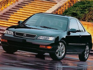 1998 Acura CL 2.3 Premium Package Coupe