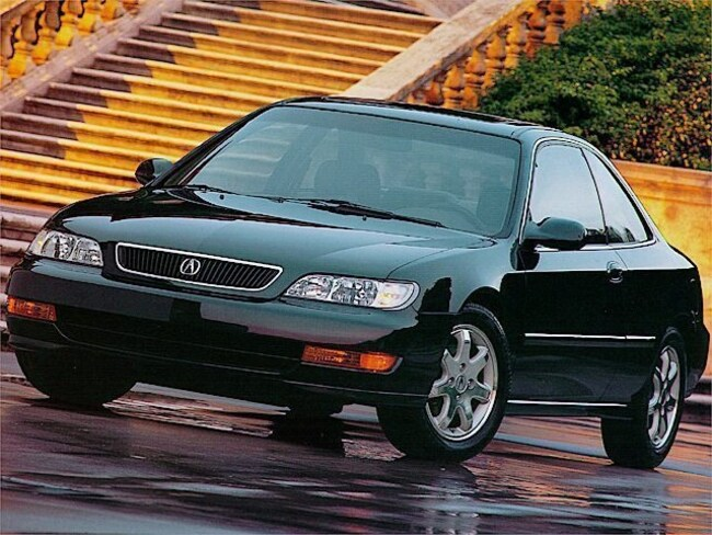 1998 Acura CL 3.0 Coupe