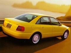 1998 Audi A4 1.8 T Quattro Sedan
