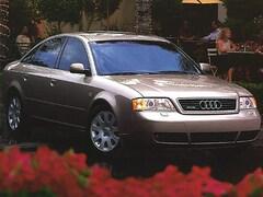 Used 1998 Audi A6 Base Quattro Sedan Utica