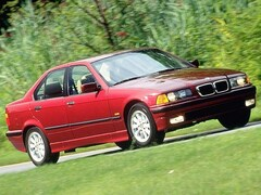 1998 BMW 3 Series 318iA Sedan