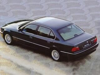 1998 BMW 7 Series 740iL Car