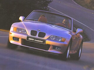 Used 1998 BMW 3 Series 1.9L Coupe