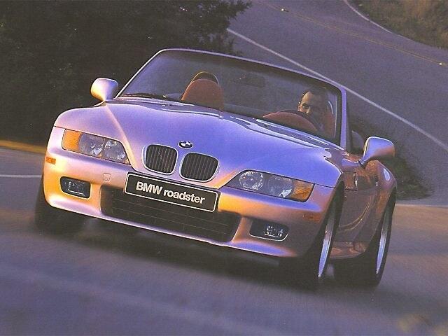 1998 BMW Z3 2.8 Convertible
