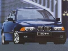 1998 BMW 540 540IA Sedan