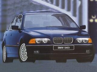 1998 BMW 5 Series Sedan