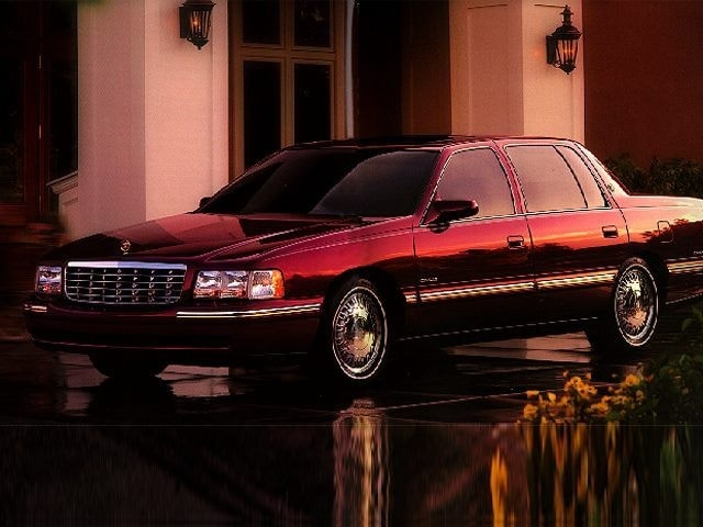 1998 Cadillac Deville dElegance Sedan