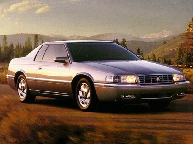 1998 CADILLAC ELDORADO Base Coupe