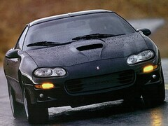 Used 1998 Chevrolet Camaro Z28 Coupe in Mishawaka
