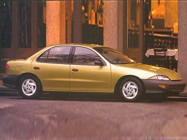 Used 1998 Chevrolet Cavalier Base Sedan Morrison, IL