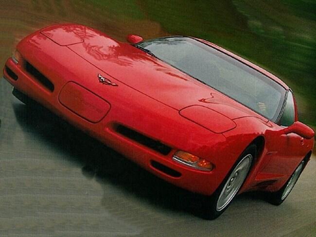 1998 Chevrolet Corvette Base Car