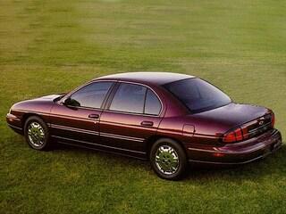 Used 1998 Chevrolet Lumina Sedan 0033527A Harlingen, TX