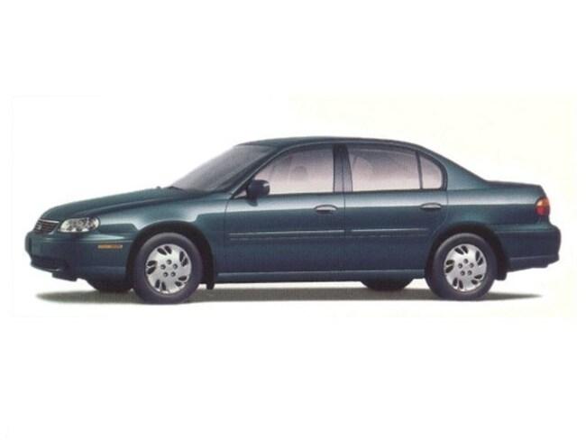 1998 Chevrolet Malibu Base Sedan