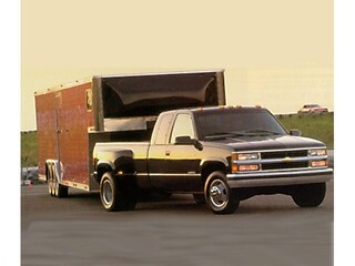 1998 Chevrolet C3500 Chassis Base Cab/Chassis