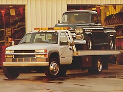 1998 Chevrolet C3500 HD Chassis Base Truck in Cottonwood, AZ