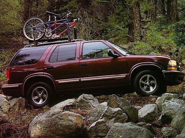 1998 Chevrolet Blazer SUV