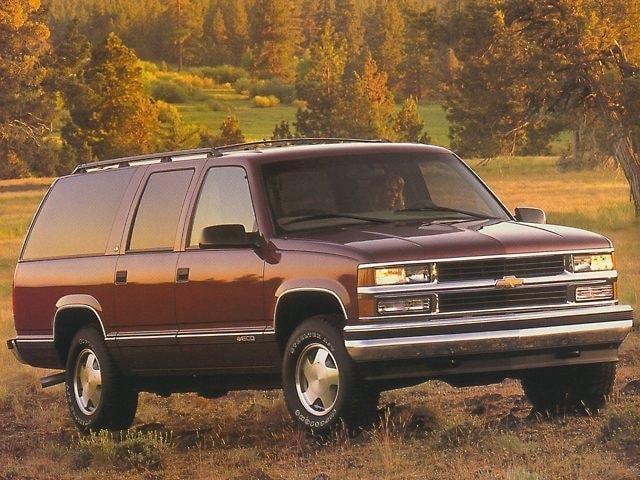 1998 Chevrolet Suburban 1500 1500 SUV