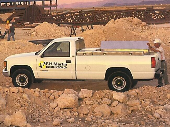 1998 Chevrolet C/K 1500 Series REG CAB 131.5  WB Regular Cab