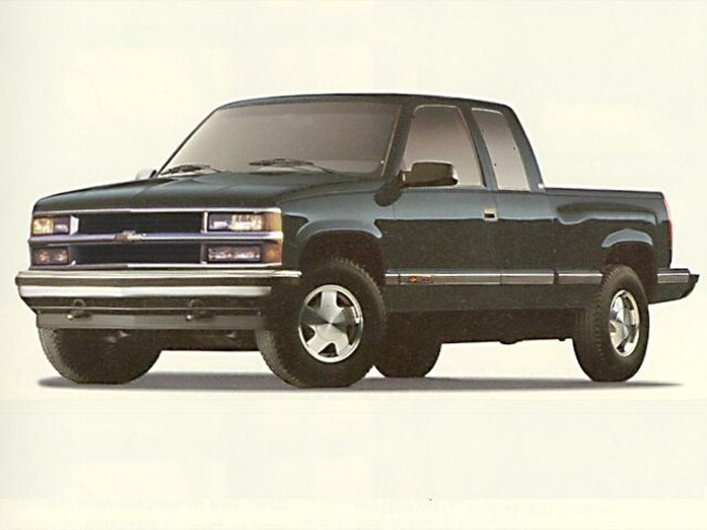 1998 Chevrolet C1500 Silverado Sportside Truck Extended Cab
