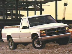 1998 Chevrolet C2500 Truck Regular Cab