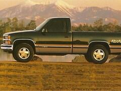 1998 Chevrolet K1500 Truck Regular Cab