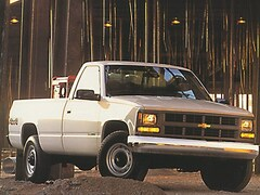1998 Chevrolet K2500 Fleetside Truck Regular Cab