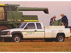 1998 Chevrolet K3500 Base Truck Extended Cab