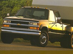 Used 1998 Chevrolet C/K 3500 Crew Cab 4dr 168.5 WB 4WD Crew Cab Pickup Great Falls