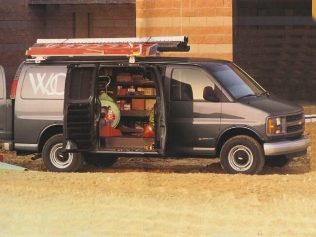 1998 Chevrolet Chevy Van G1500 Van Cargo Van
