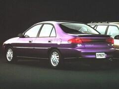 1998 Ford Escort LX Sedan